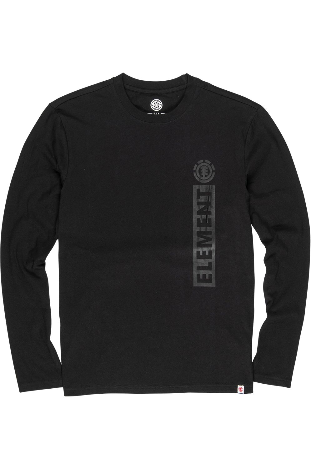 L-Sleeve Element BARCUS Flint Black