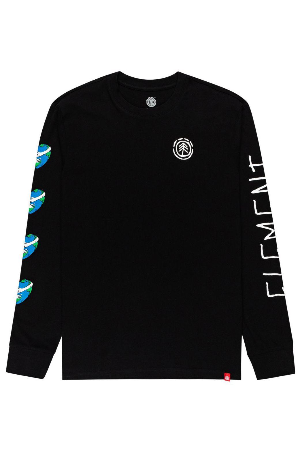Element L-Sleeve RAVANA LS Flint Black