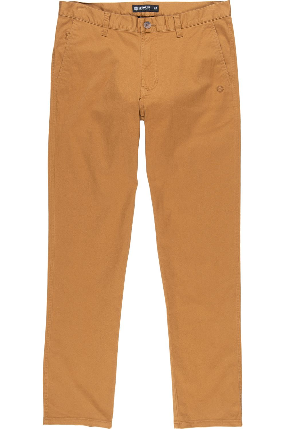 Element Pants HOWLAND CLASSIC CHINO Bronco Brown