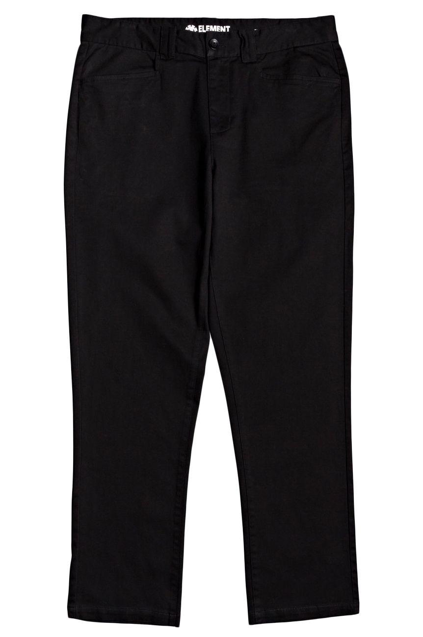 Element Pants SAWYER Flint Black