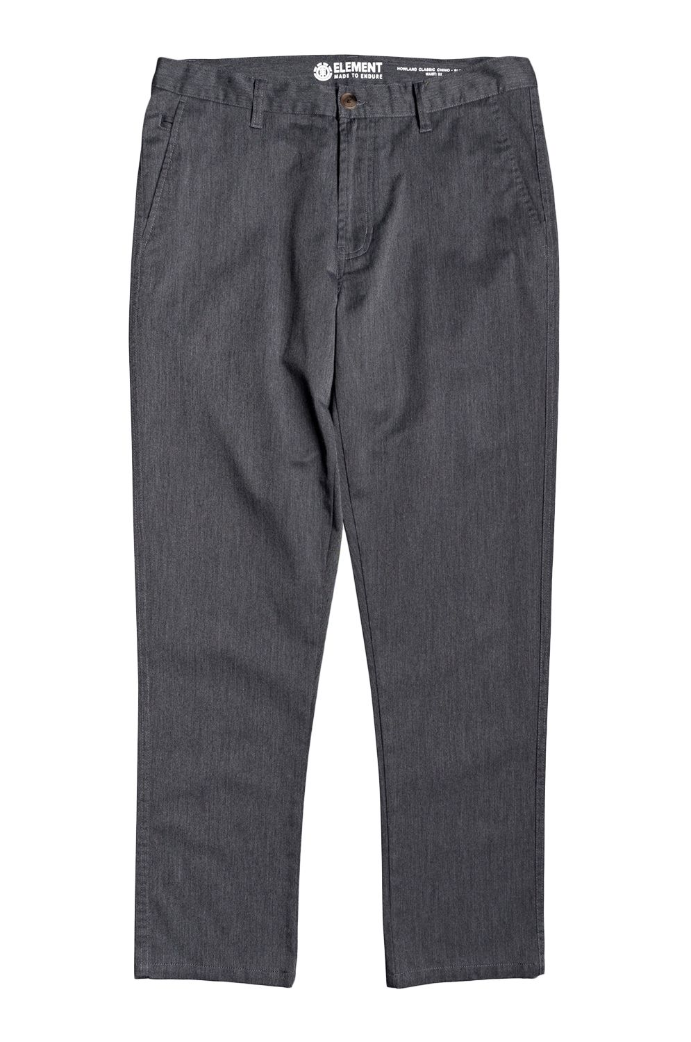 Element Pants HOWLAND CLASSIC CHIN Charcoal Heather