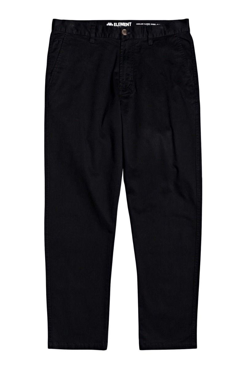 Element Pants HOWLAND CLASSIC CHIN Flint Black