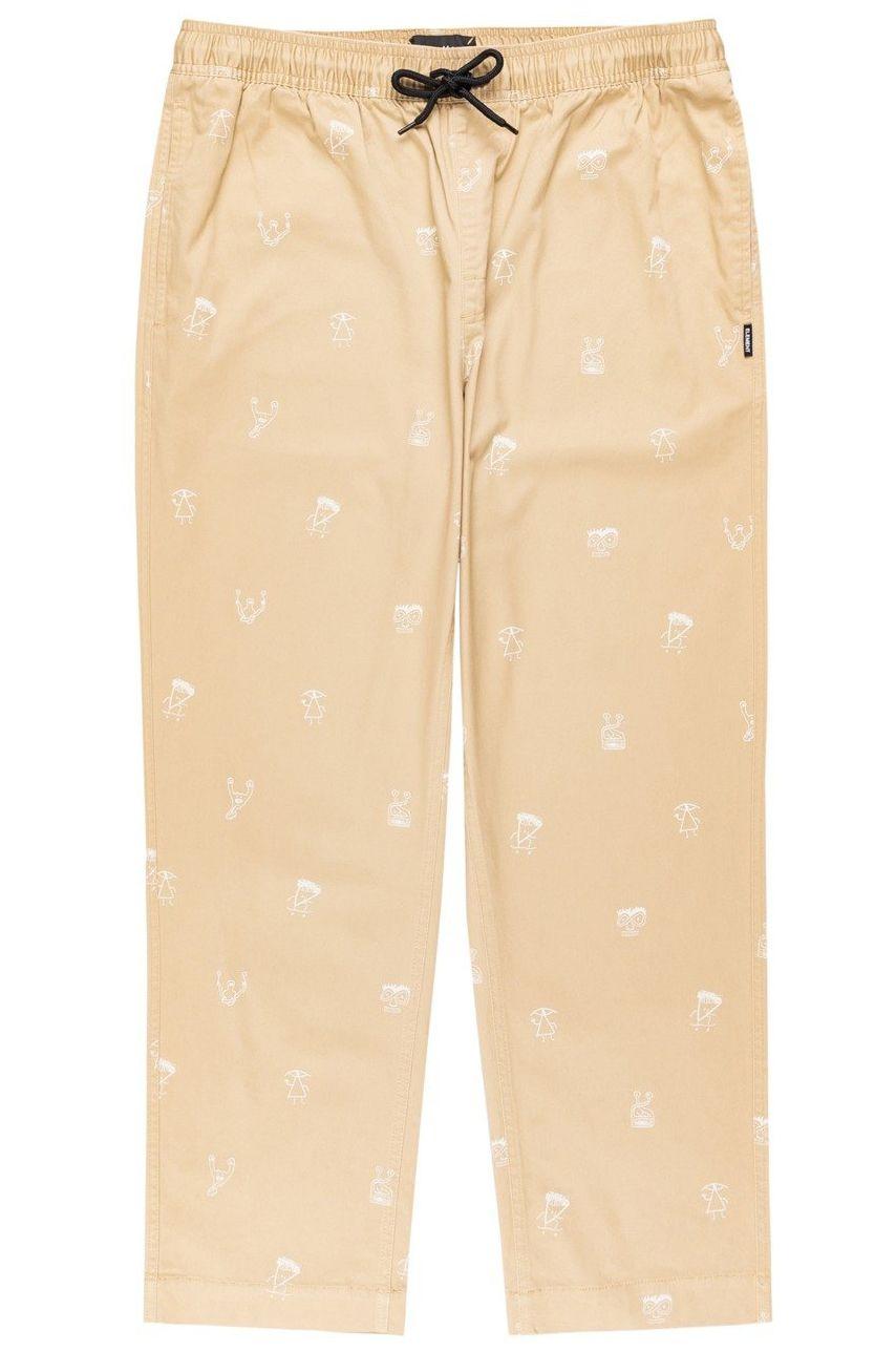 Element Pants CHILLIN GALAXY PANT 92 GALAXY PACK Desert Khaki