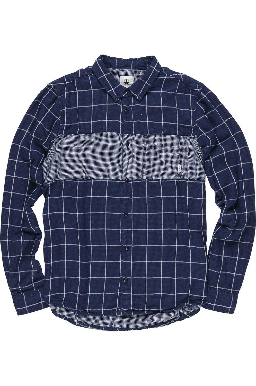 Camisa Element COOPER Midnight Blue