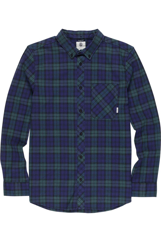 Camisa Element LUMBER CLASSIC LS Dark Spruce