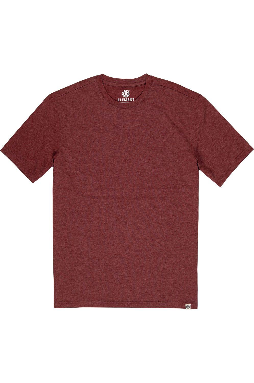 Element T-Shirt BASIC CREW Port Heather