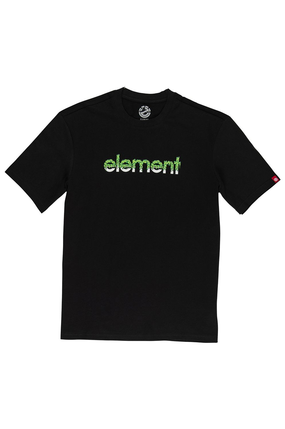 T-Shirt Element PROTON CAPSULE GHOSTBUSTERS Flint Black