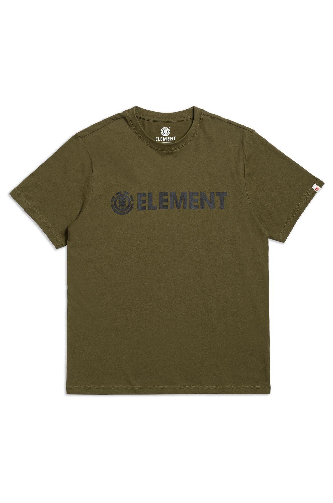 T-Shirt Element BLAZIN SS Army