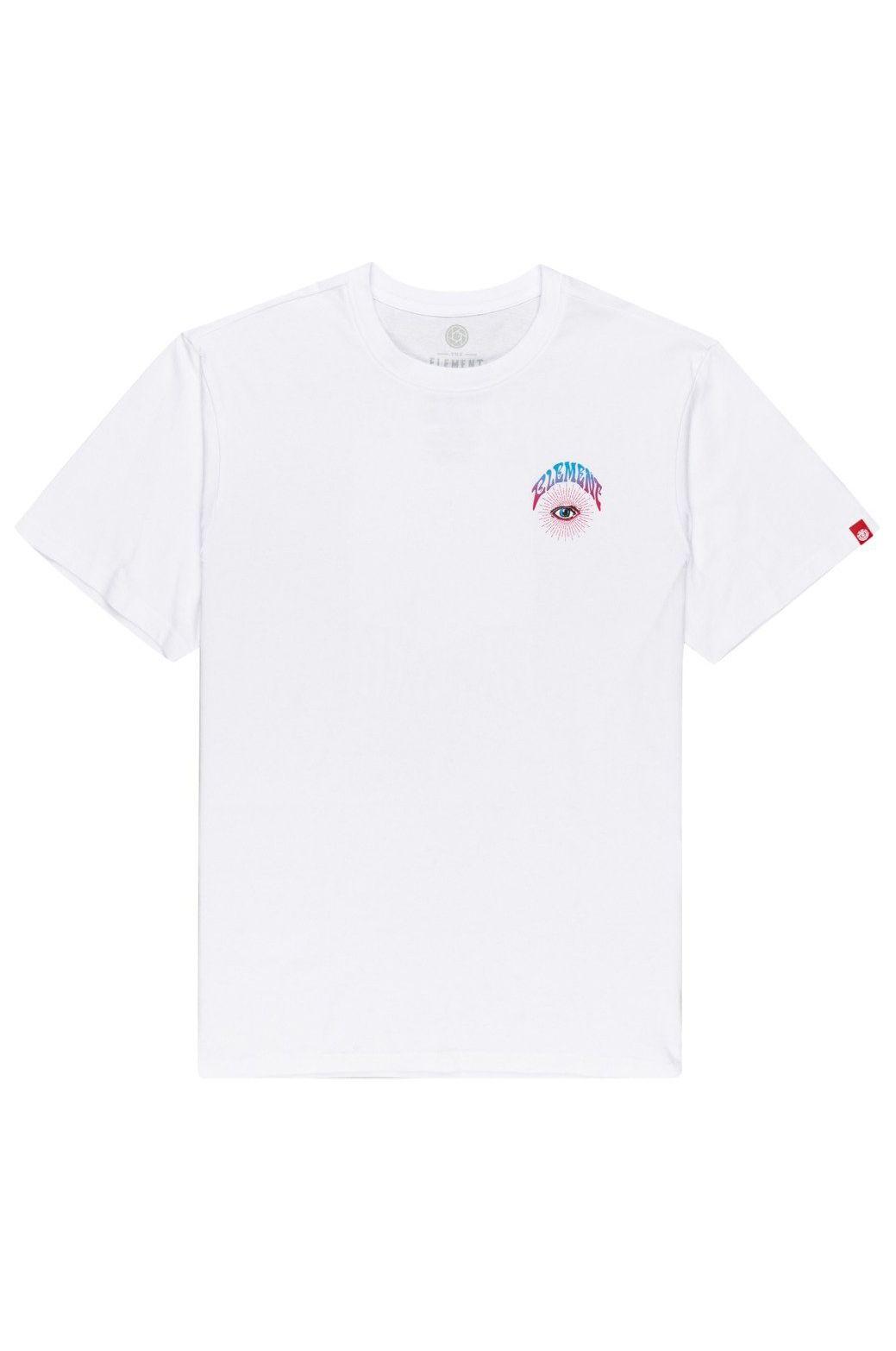 Element T-Shirt SHIJO SS L'AMOUR SUPREME Optic White