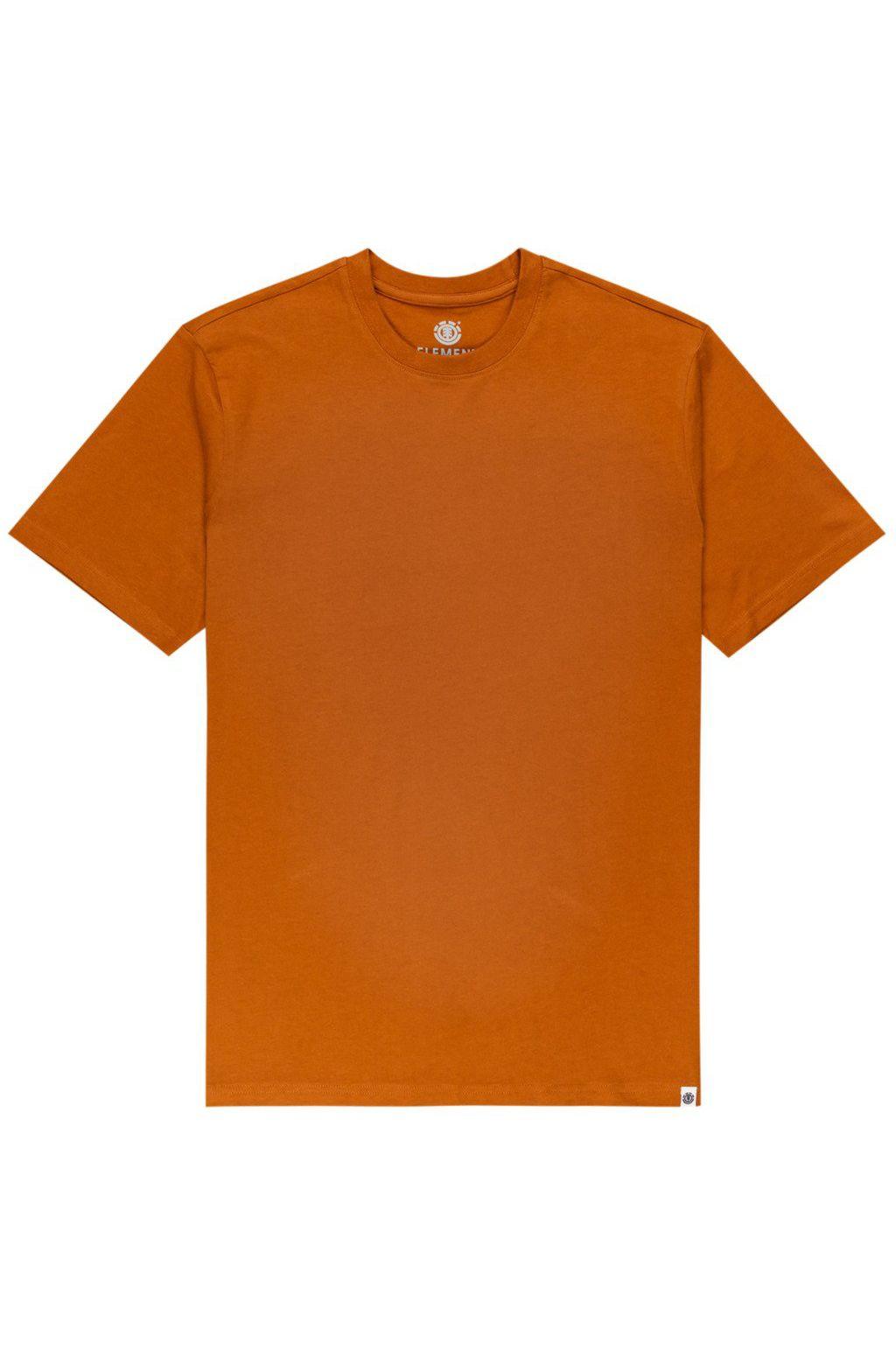 Element T-Shirt BASIC CREW SS Glazed Ginger