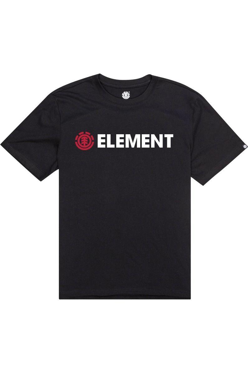 Element T-Shirt BLAZIN Flint Black