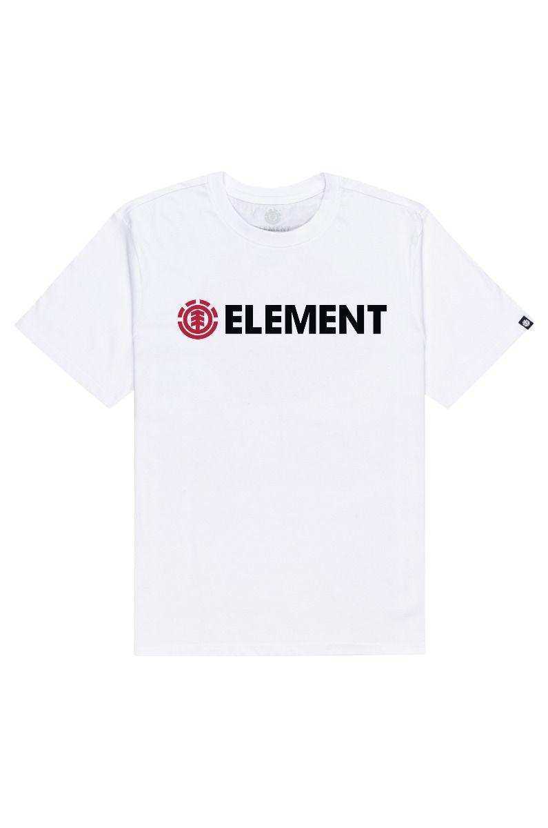 Element T-Shirt BLAZIN Optic White