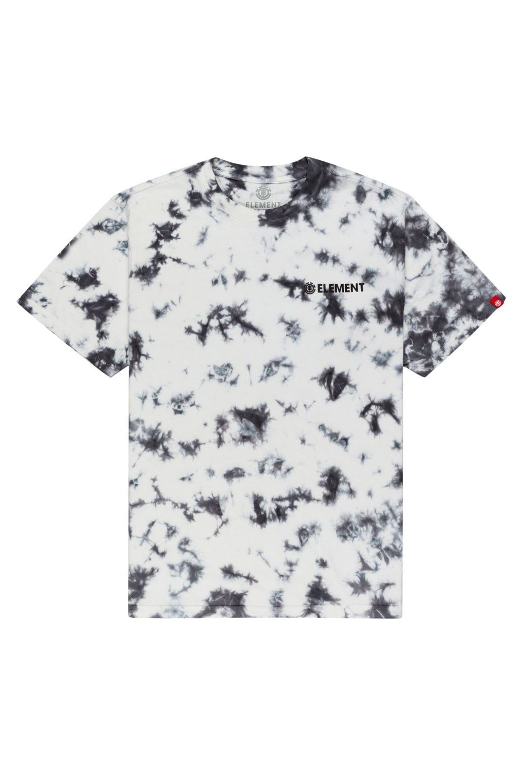 Element T-Shirt BLAZIN CHEST TIE DYE Limestone