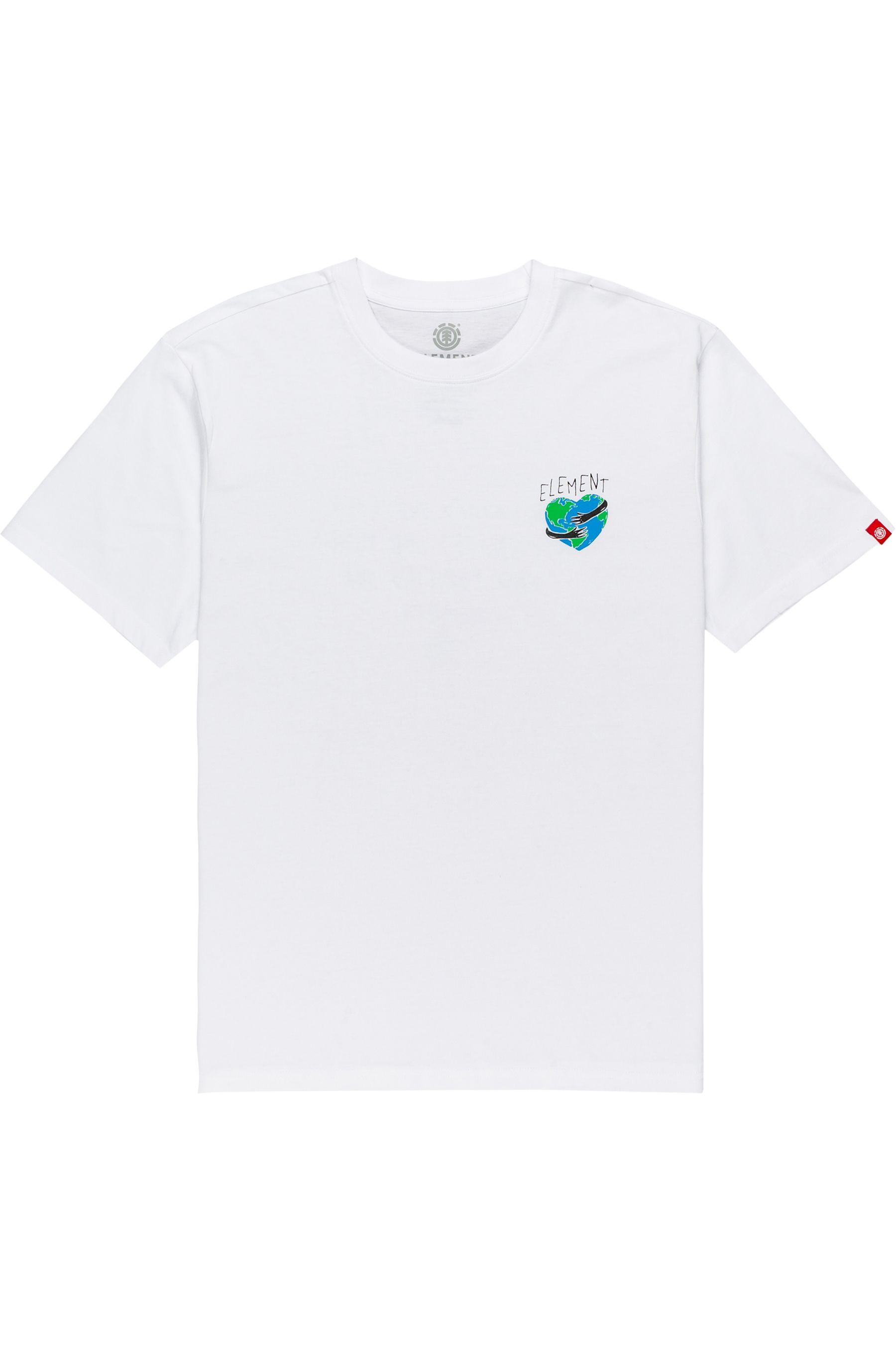 Element T-Shirt RAVANA SS Optic White