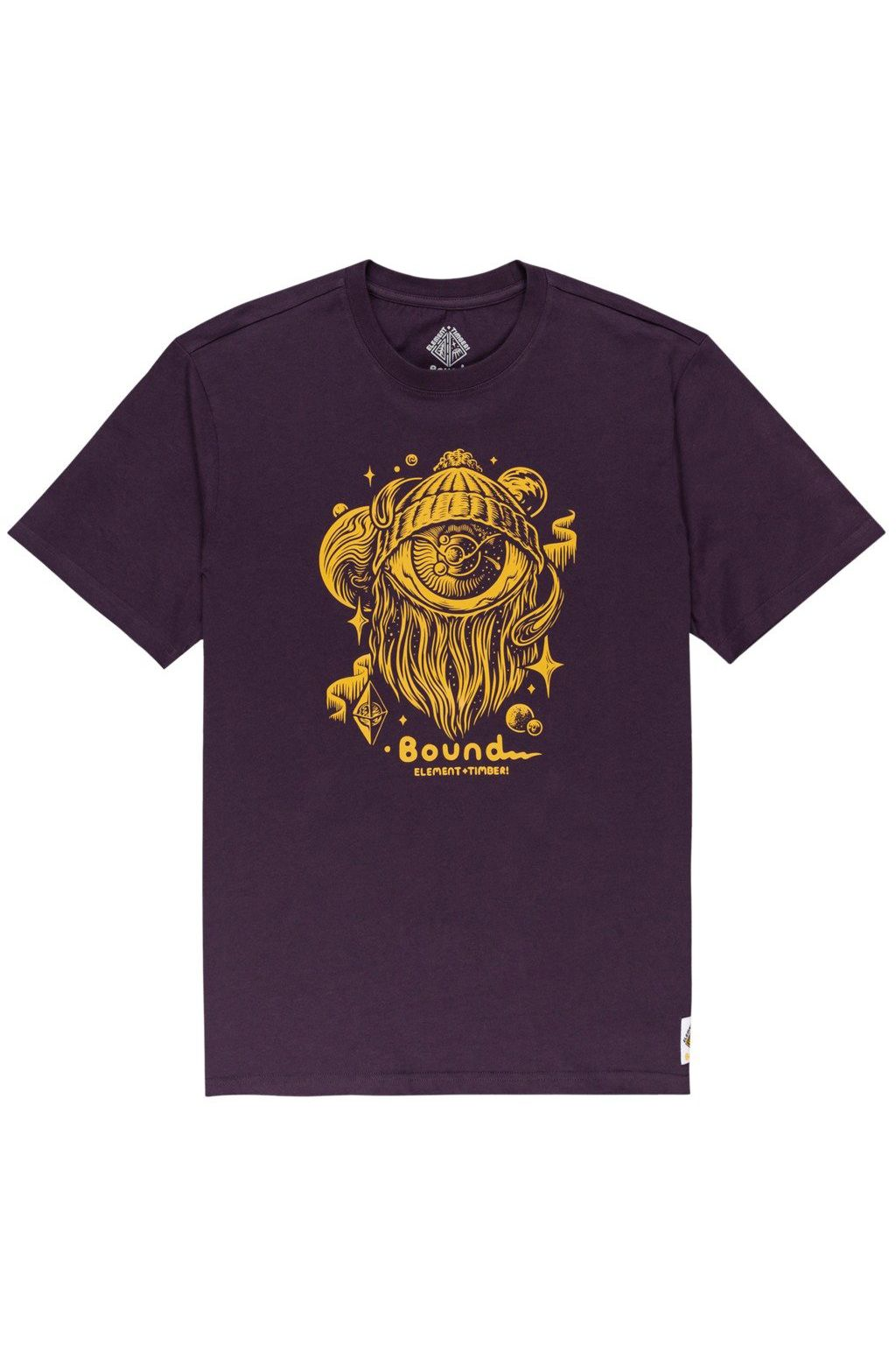 Element T-Shirt A WORLD APART SS TIMBER COLLECTION Mysterioso