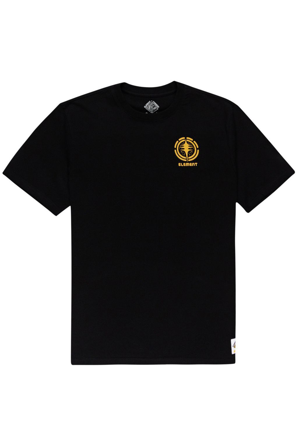 Element T-Shirt ROTATION SS TIMBER COLLECTION Flint Black