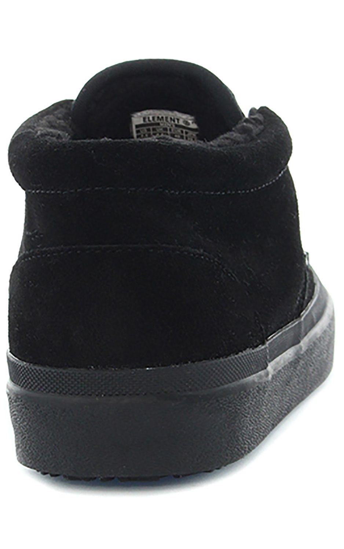 Element Shoes PRESTON Black Black