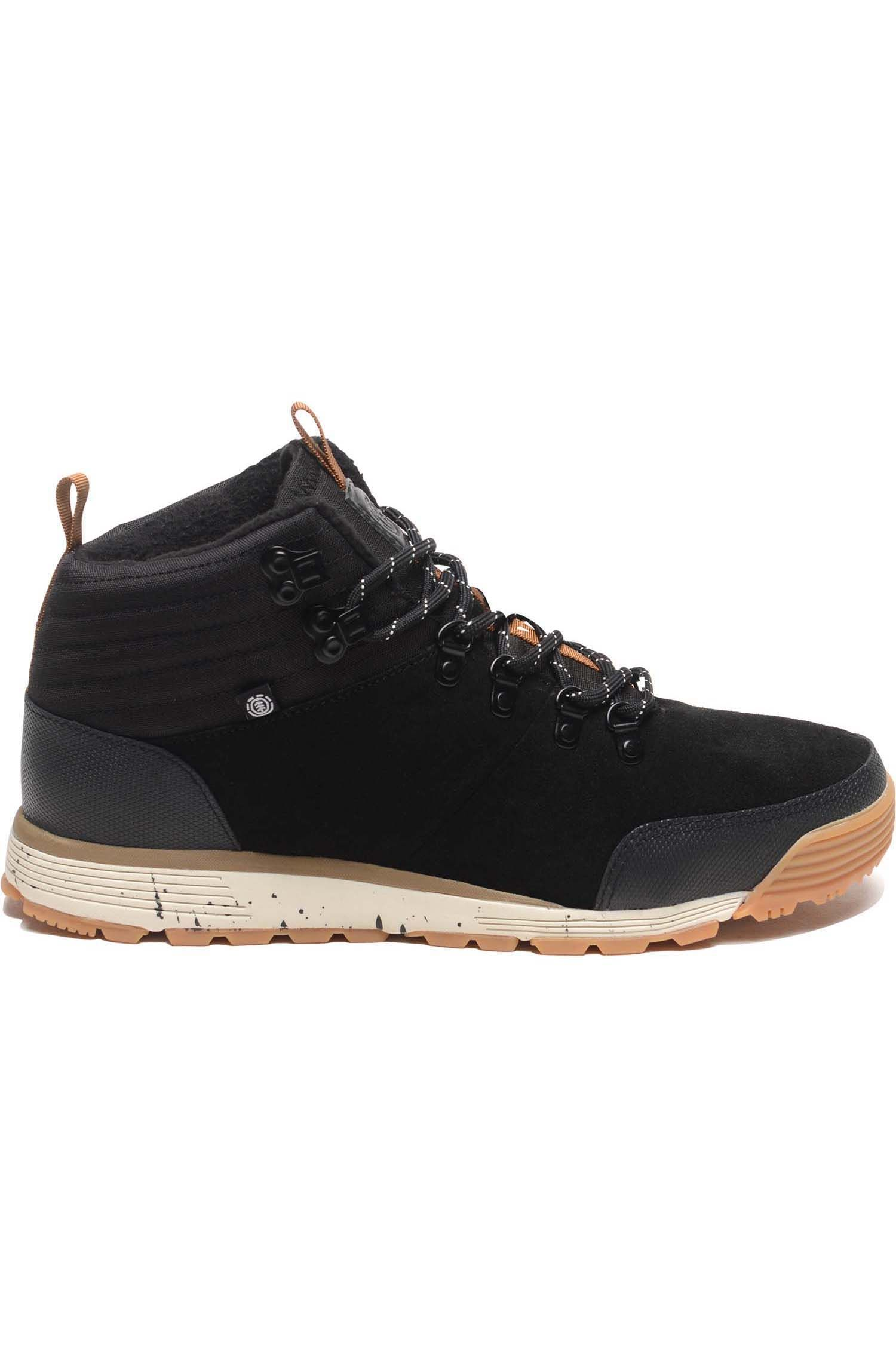 Tenis Element DONNELLY LIGHT WOLFEBORO Black Gum
