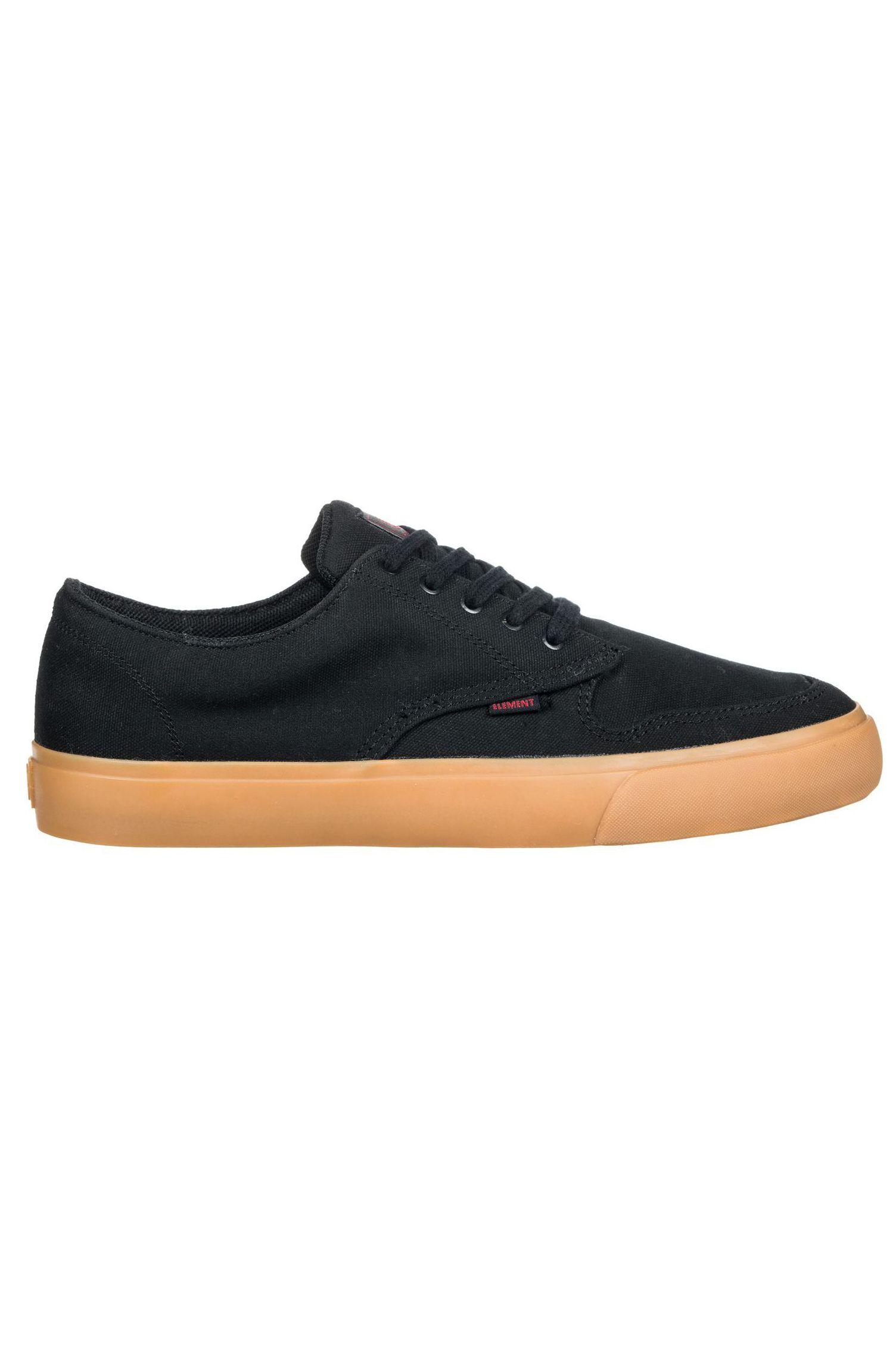 Element Shoes TOPAZ C3 Black Gum Red