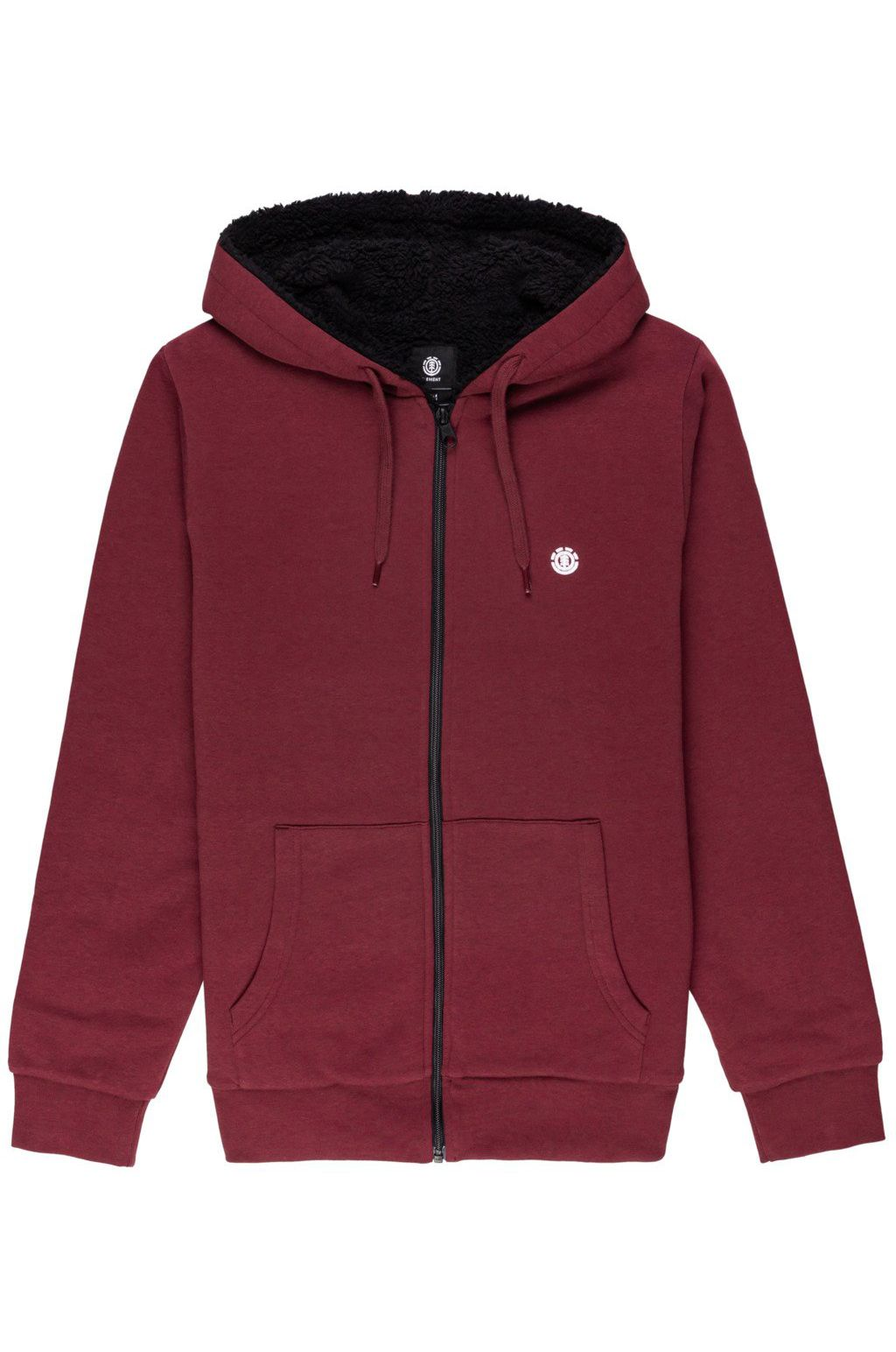 Element Sweat Sherpa BOLTON ZH Vintage Red