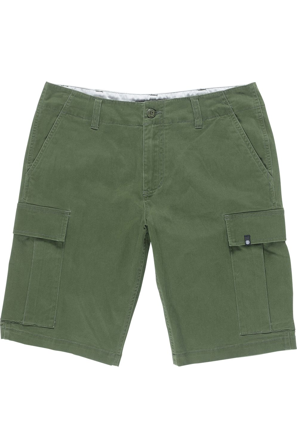 Walkshorts Element LEGION CARGO FOUNDATION Rifle Green