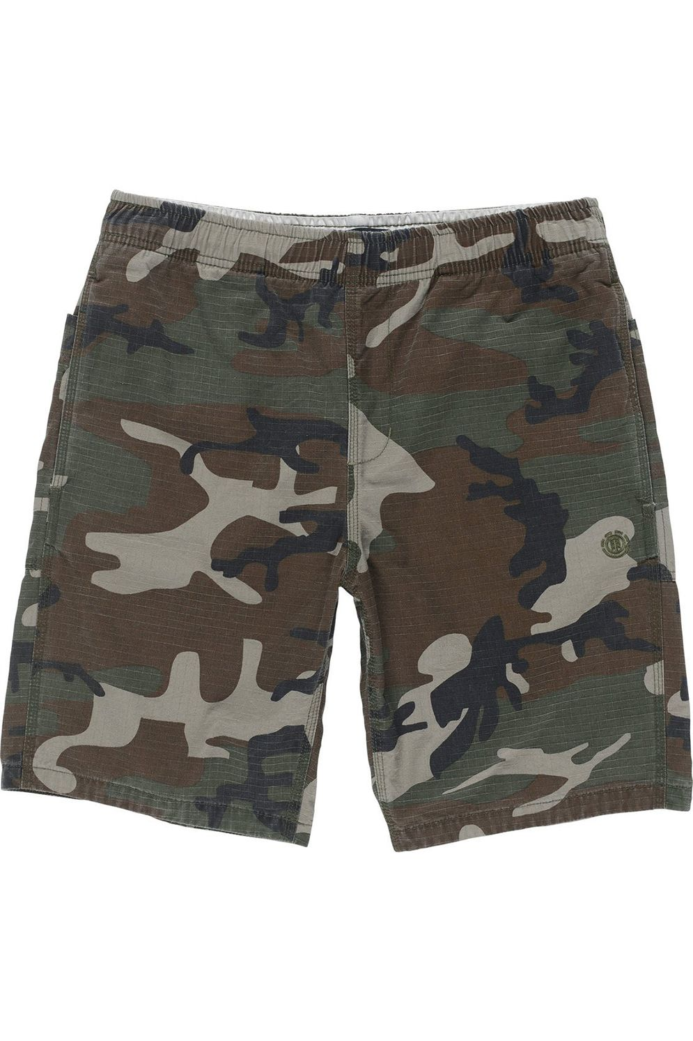 Walkshorts Element PULL UP RIPSTOP CAMO SEASONAL COLLECTION Camo