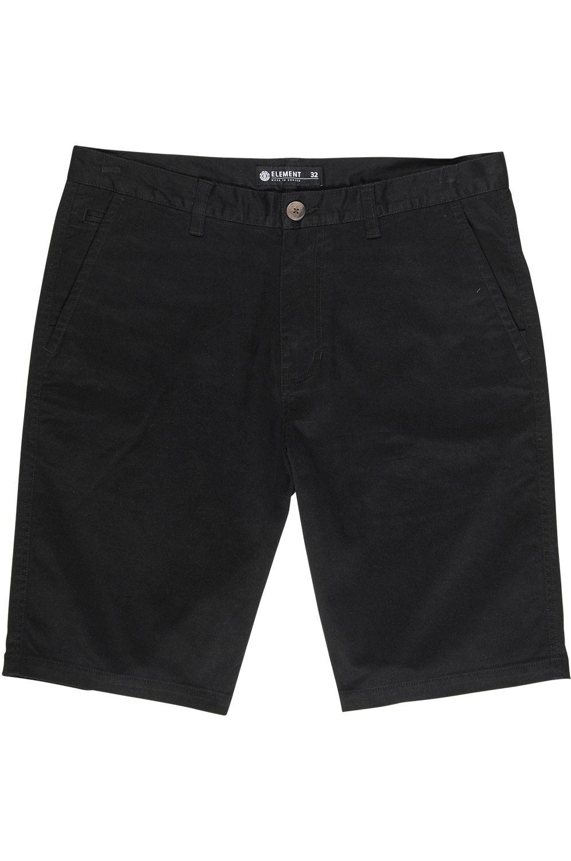 Element Walkshorts HOWLAND CLASSIC Flint Black