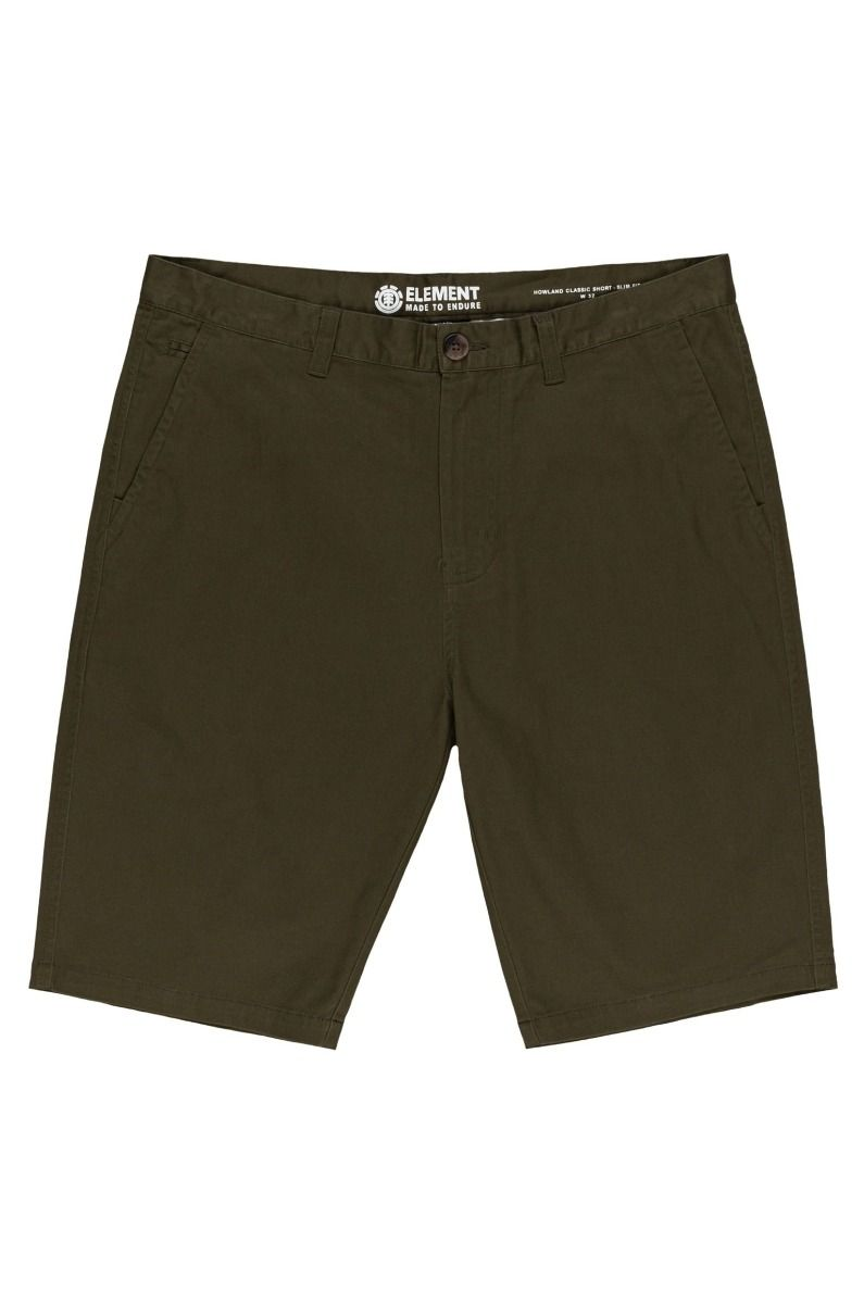 Walkshorts Element HOWLAND CLASSIC SHOR Army