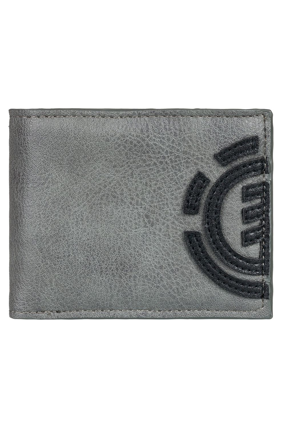 Carteira PU Element DAILY WALLET Steeple Gray