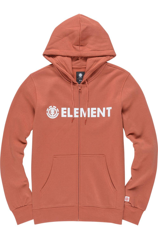 Sweat Fecho Element BLAZIN FOUNDATION Etruscan Red