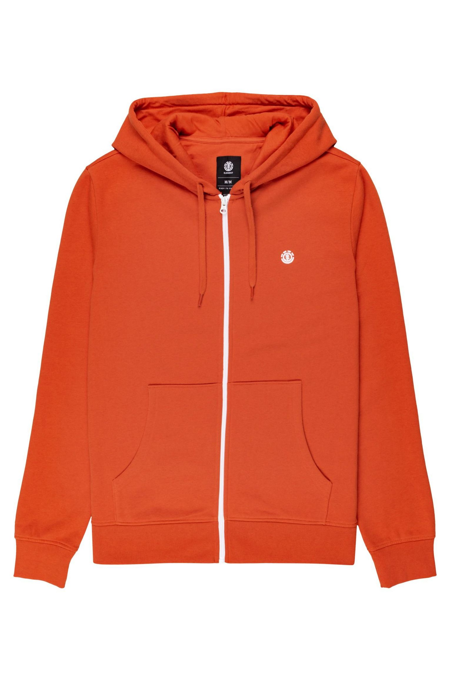 Element Sweat Zip Hood CORNELL CLASSIC ZH Red Clay