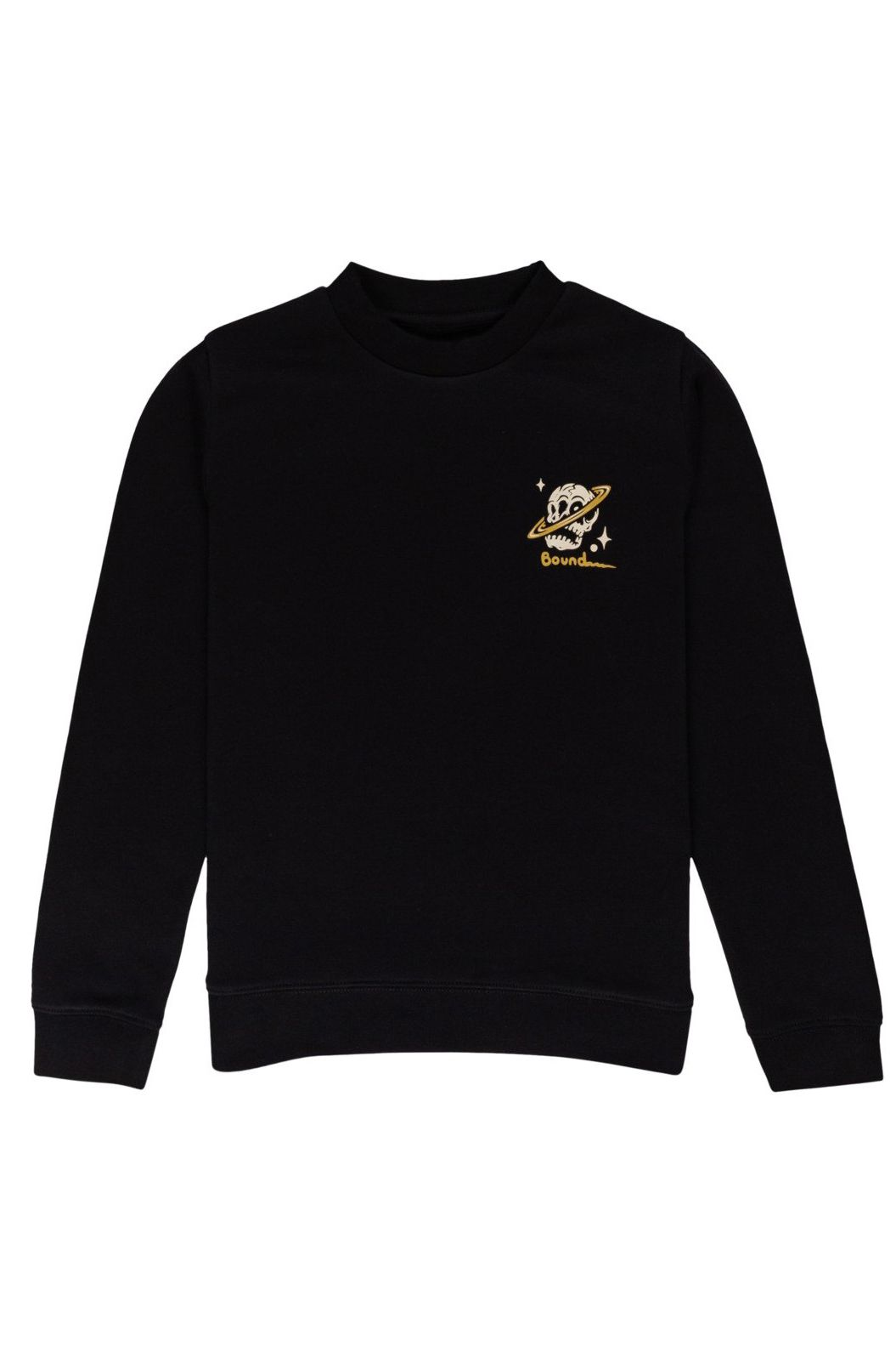 Element Crew Sweat TRANSENDER CREW YOUT TIMBER COLLECTION Flint Black