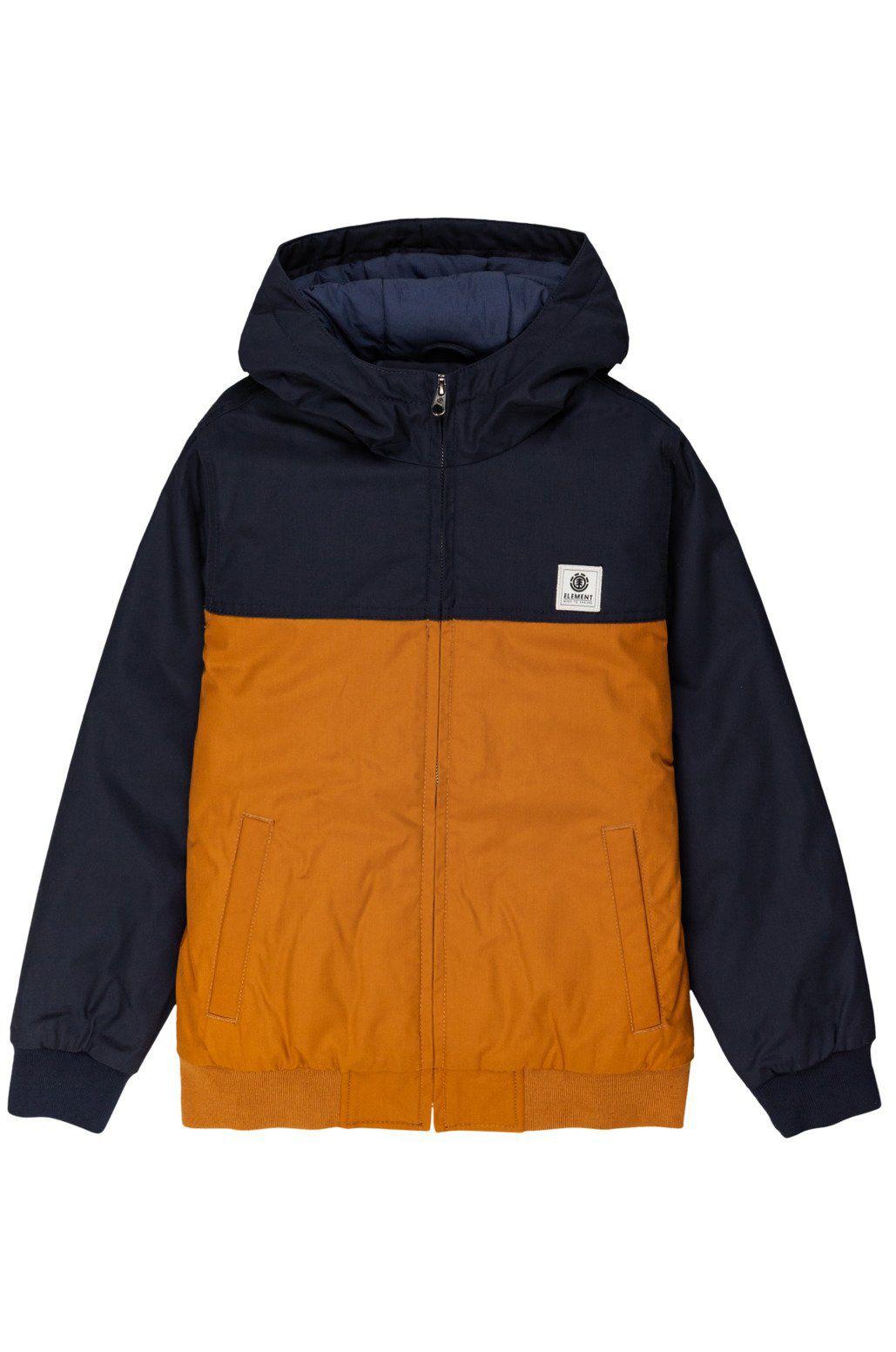 Element Jacket DULCEY TWO TONES BOY WOLFEBORO Glazed Ginger