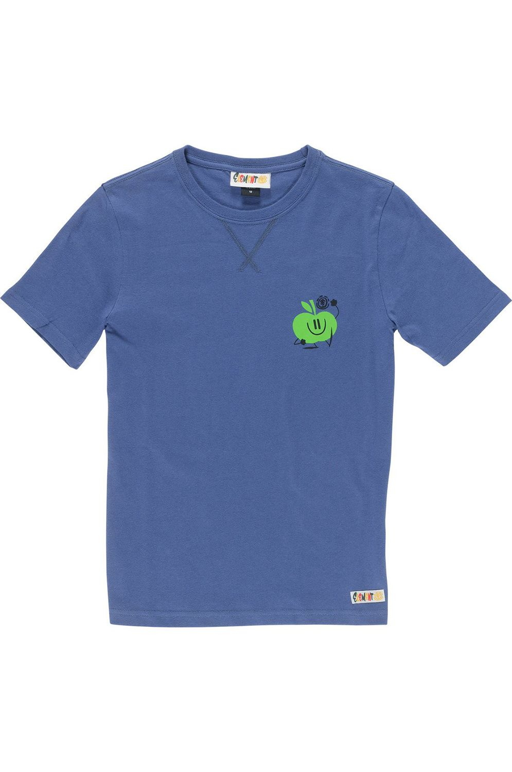 T-Shirt Element YAWYD HEALTHY YOU'RE WHAT YOU DRINK Blueberry