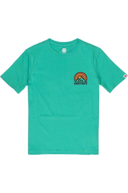 T-Shirt Element SONATA BOY Mint