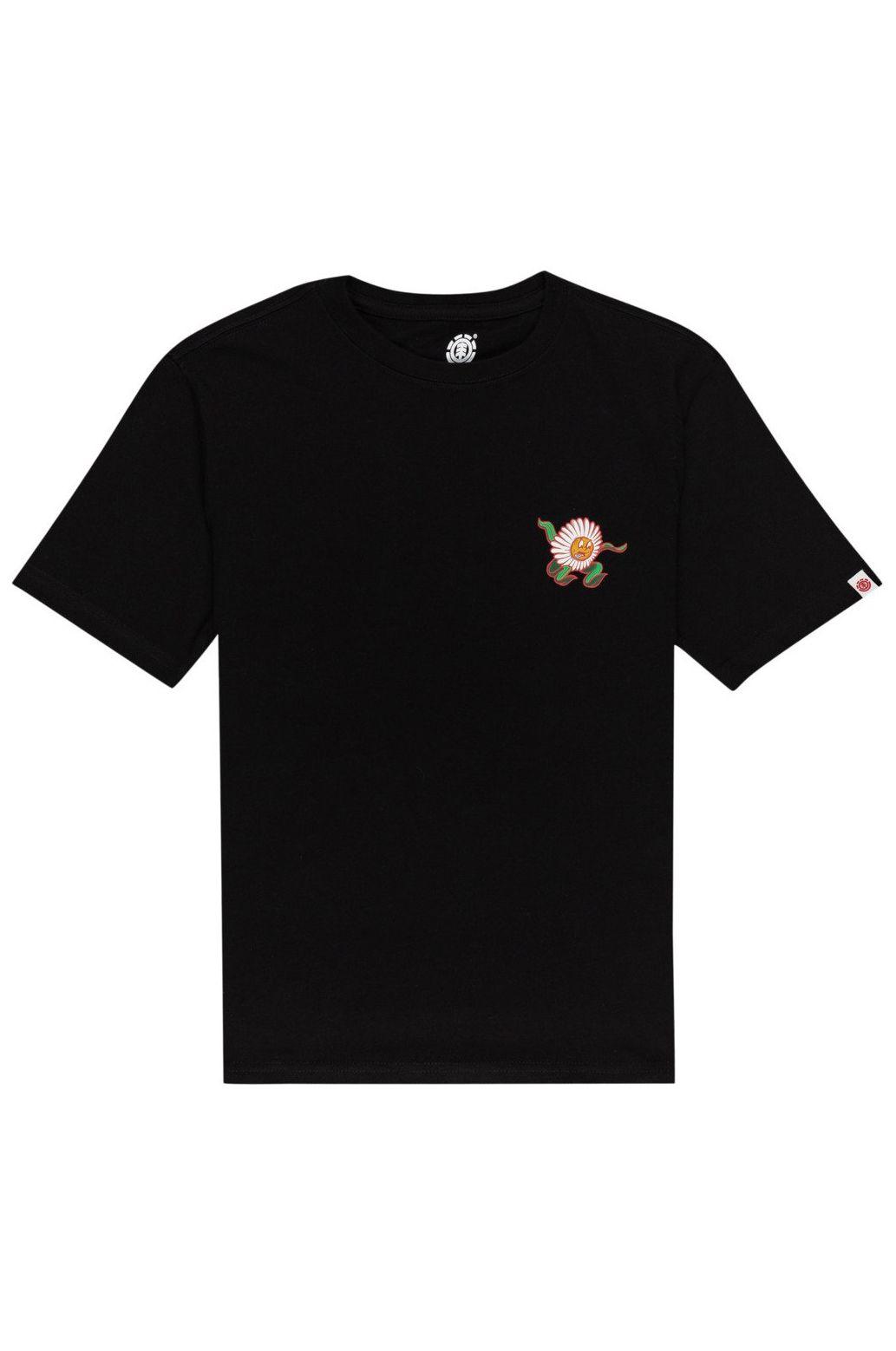 T-Shirt Element CANFIELD SS BOY Flint Black