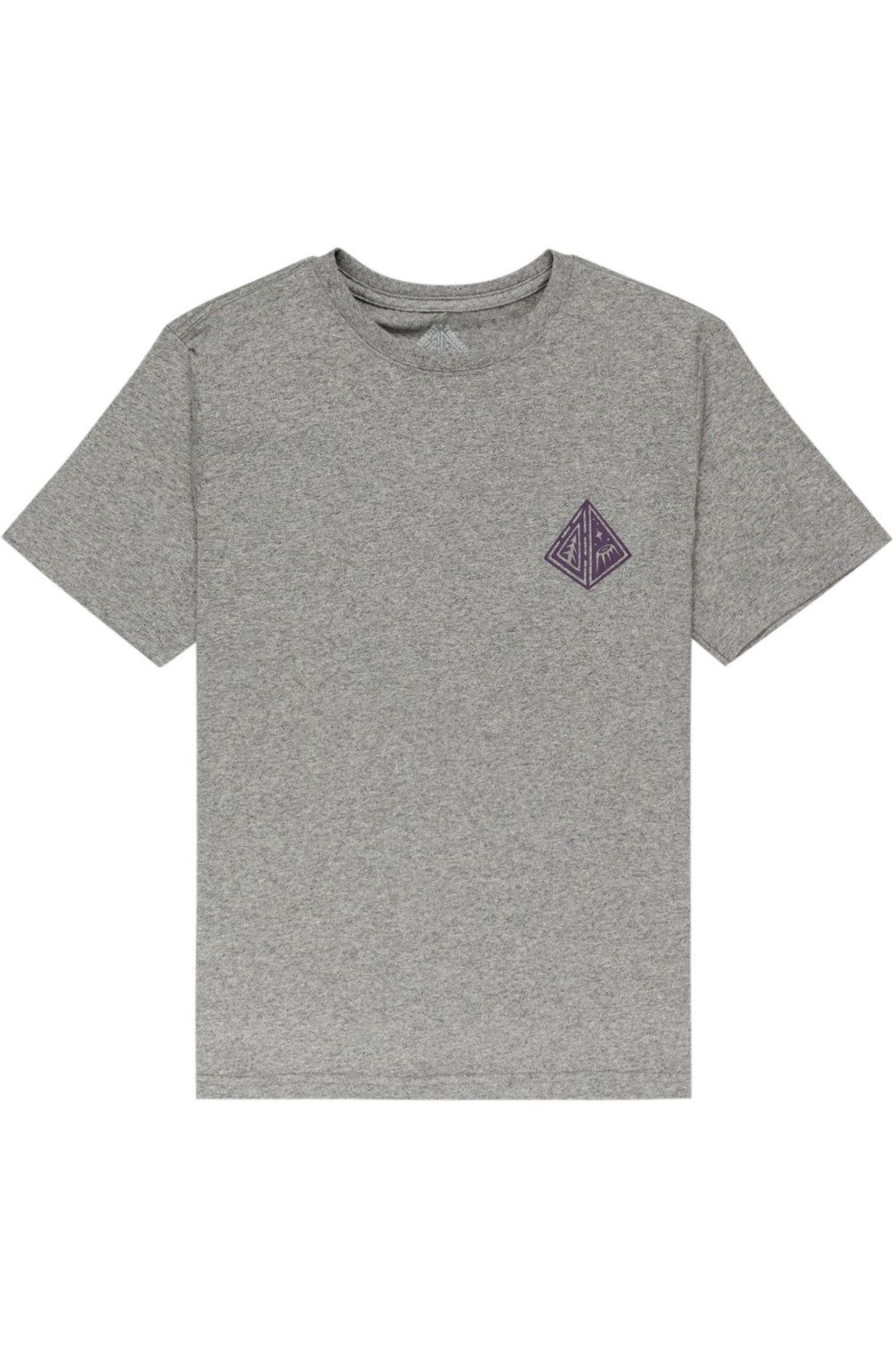 T-Shirt Element ACCEPTANCE SS YOUTH TIMBER COLLECTION Grey Heather
