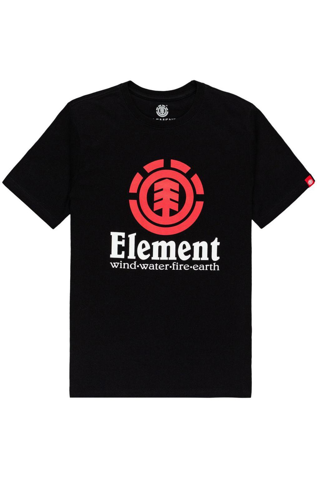 T-Shirt Element VERTICAL SS YOUTH Flint Black