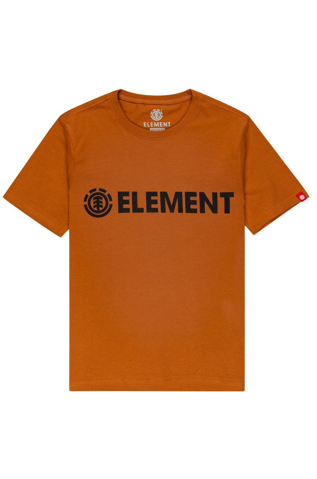 Element T-Shirt BLAZIN SS YOUTH Glazed Ginger