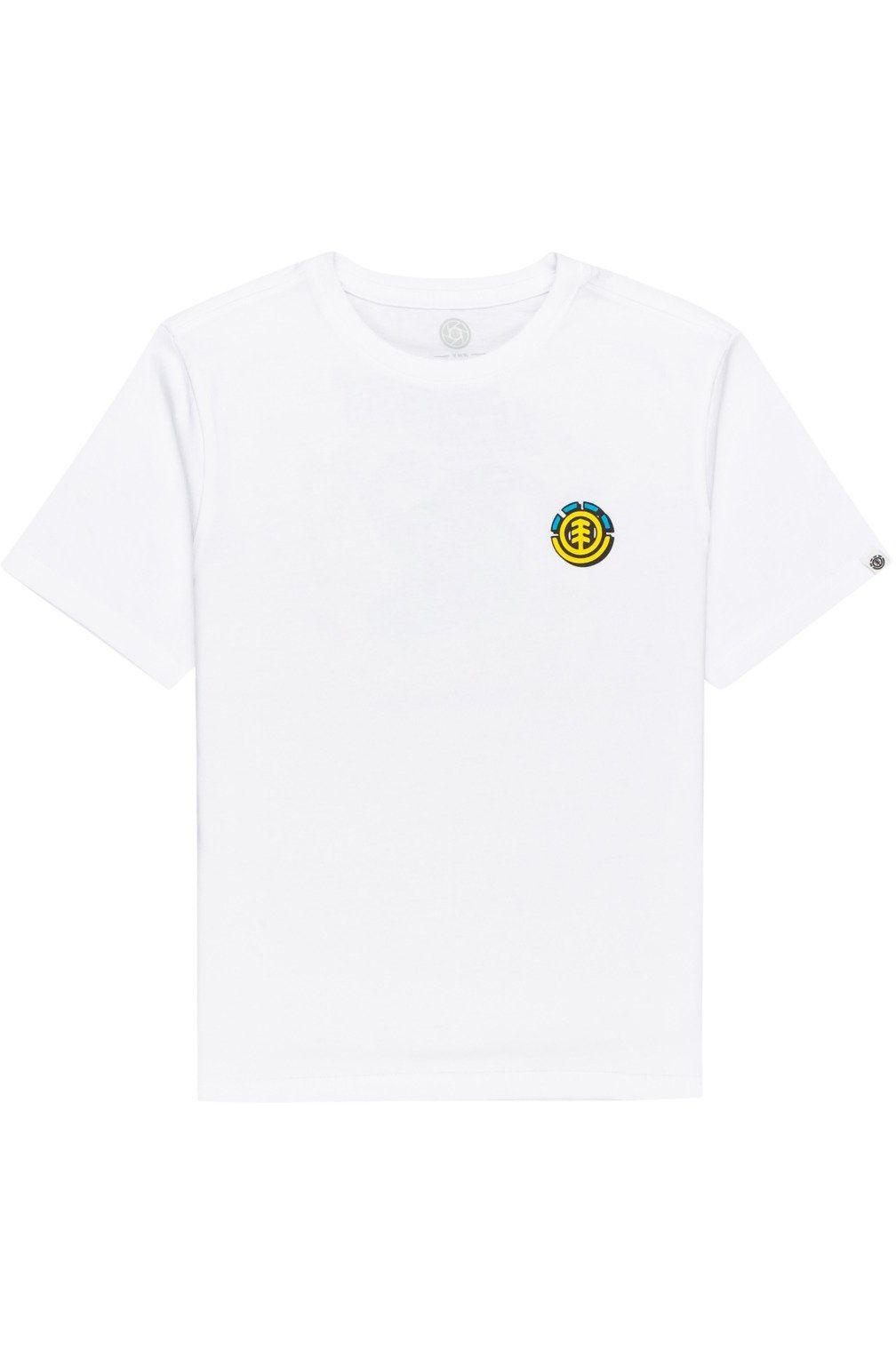 T-Shirt Element SHREDDER SS YOUTH Optic White