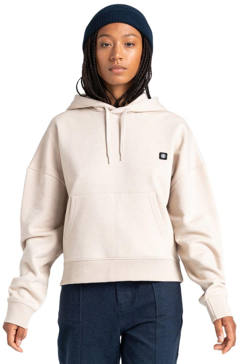 Element Sweat Hood 92 HO WOMEN Oxford Tan
