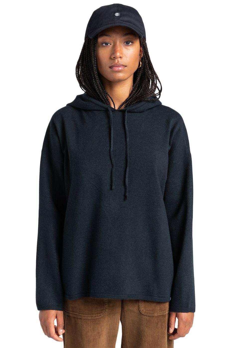 Element Sweater EIKEN HOOD Flint Black