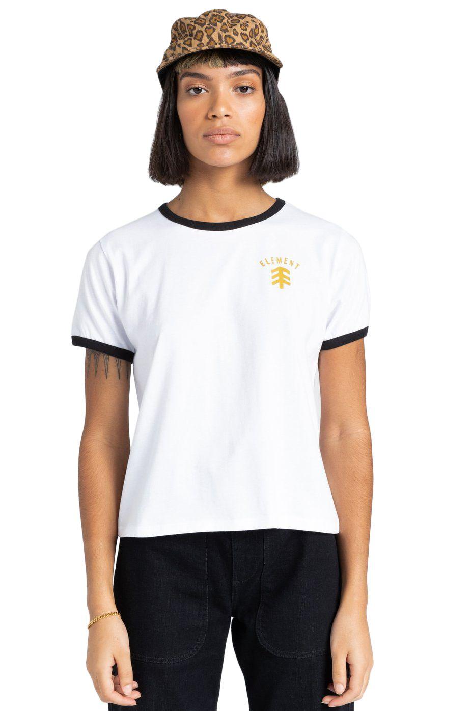 Element T-Shirt CASCO SS W Optic White