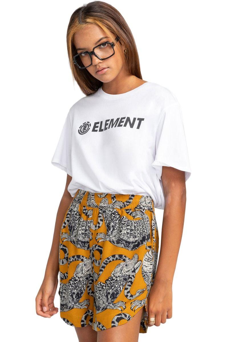 Element Walkshorts WEEK END SHORT Gold Eatme