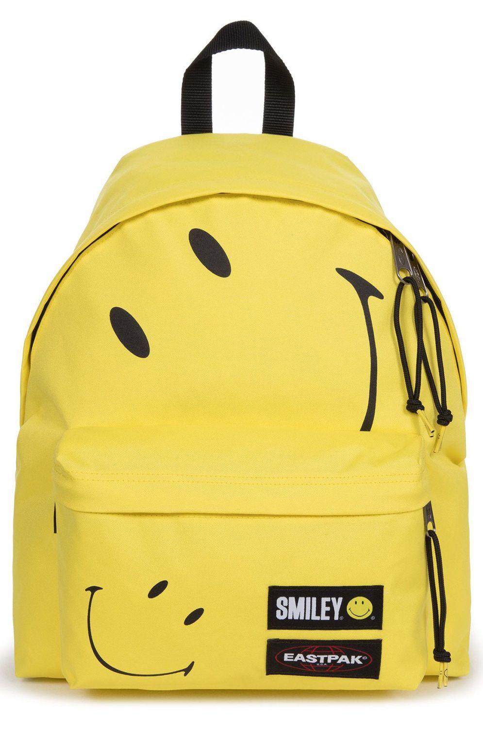 Eastpak Backpack PADDED PAK'R Smiley Big