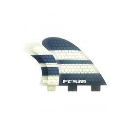Quilha Fcs V-2 PC QUAD MEDIUM Quad FCS M