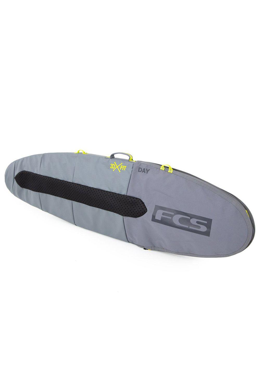 Fcs Boardbag 5'6 DAY FUN BOARD Cool Grey