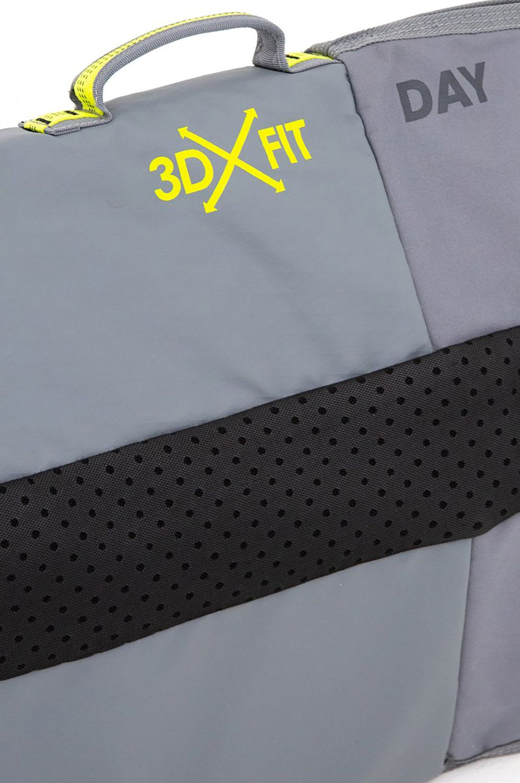 Capa Fcs 5'6 DAY FUN BOARD Cool Grey