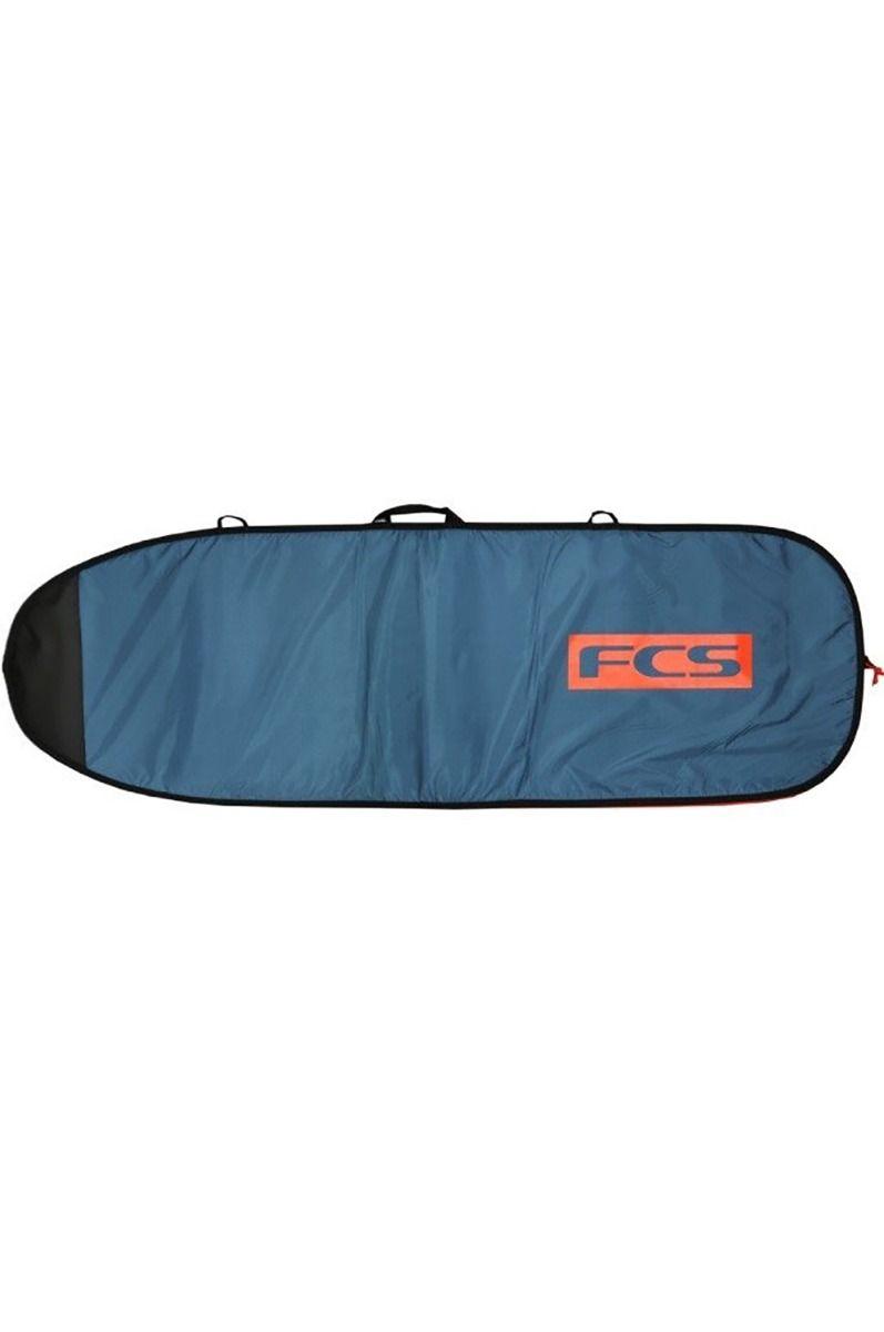 Fcs Boardbag 8'0 CLASSIC FUN BOARD Steel Blue/White