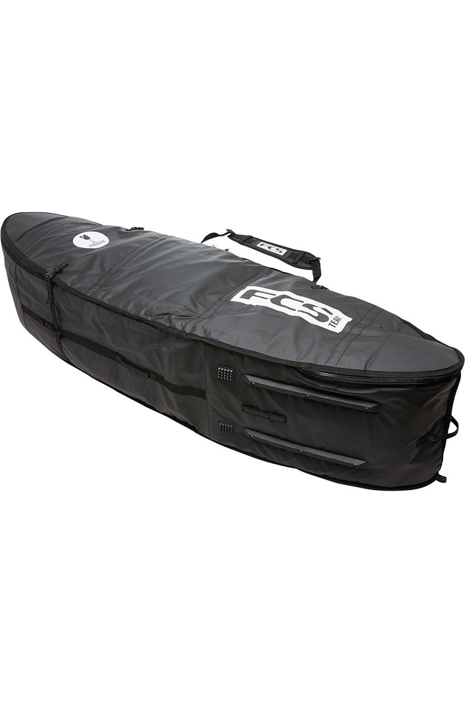 Fcs Boardbag 6'7 TEAM 5 ALL PURPOSE TRAVEL COVER Black/Grey
